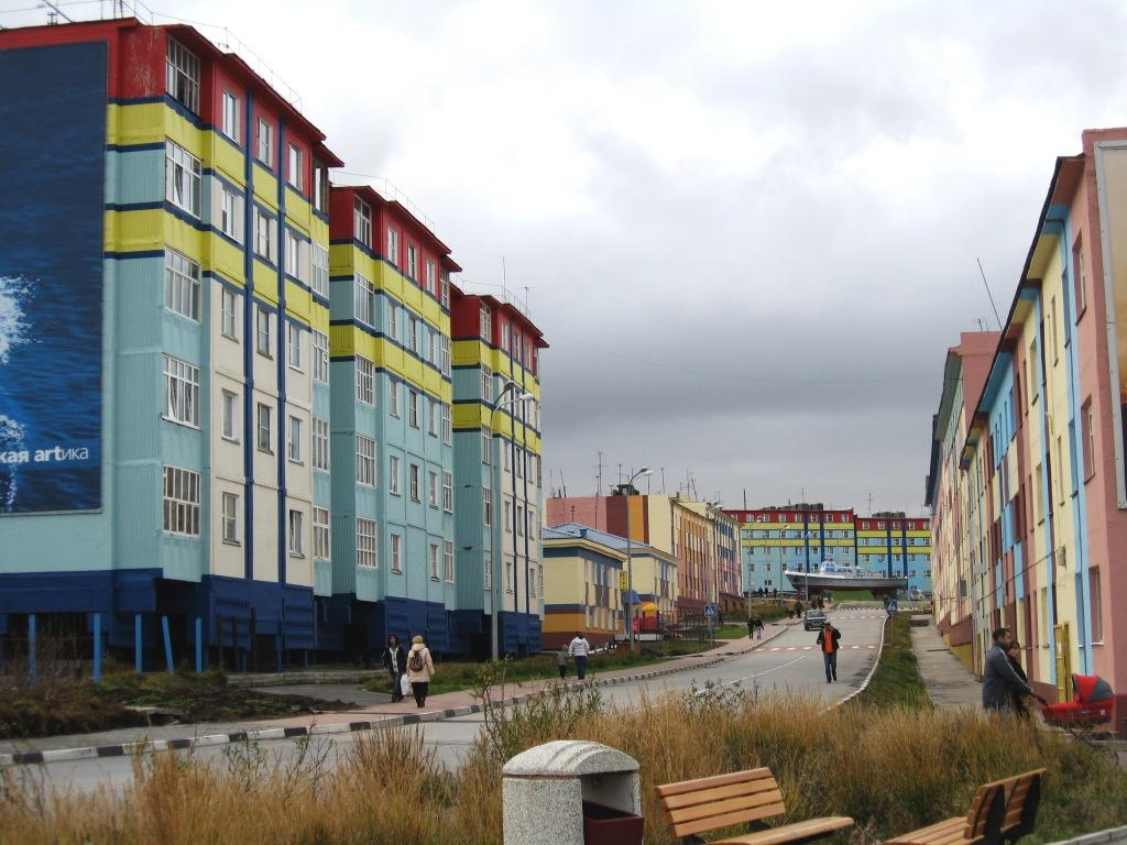 Kanchalan, Russian Federation